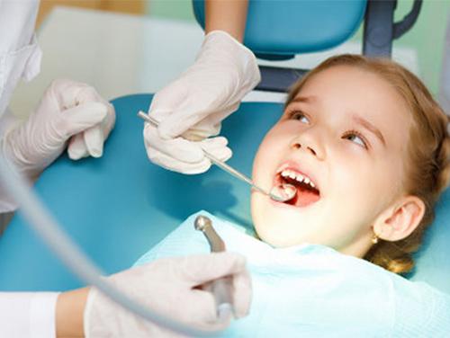 泸州儿童牙科